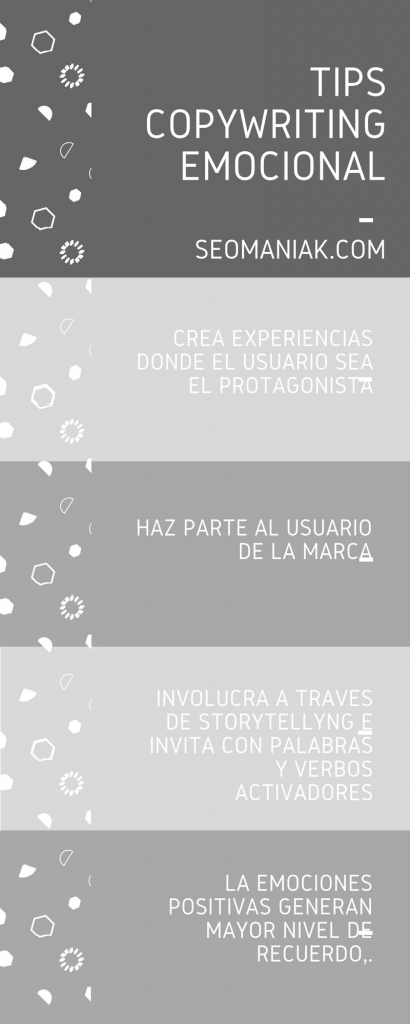 Tips de copywriting emocional