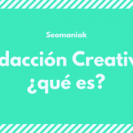 Redacción Creativa, ¿qué es?