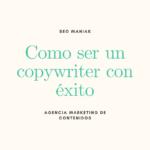 Como ser un copywriter con éxito