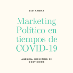Marketing Político en tiempos de COVID-19