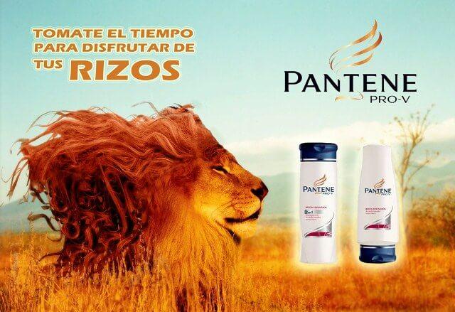 Pantene, ejemplo redactor publicitario
