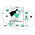 Agencia copywriting Barcelona Contenido en redes sociales
