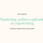 ¿Marketing político y copywriting?